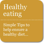 Simple Tips on eating healthy
